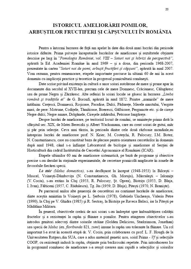 Pomologia Romaniei Dr Sestras 4