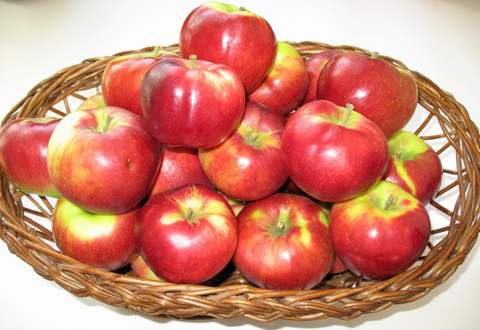 Saruman apple